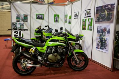 Scottish Bike Show 09